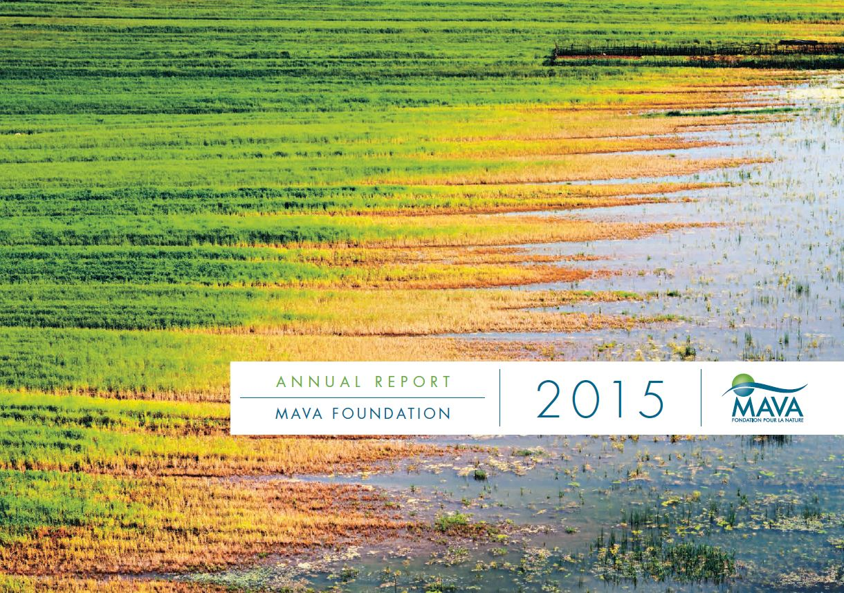 MAVA Annual Report 2015