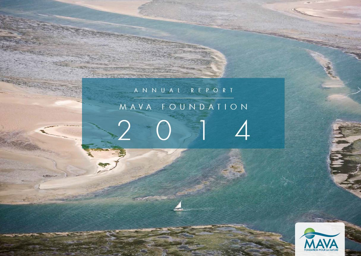 MAVA Annual Report 2014